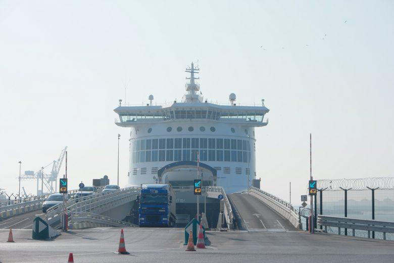 Een lang weekend Zuid Engeland start met de ferry
