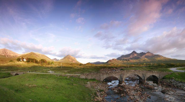 Het bijzondere landschap van Skye