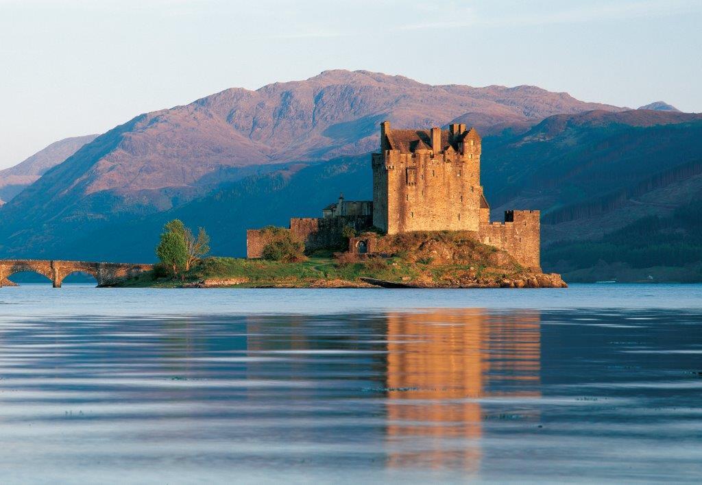 Eilean Donan Castle op Skye - Hebriden
