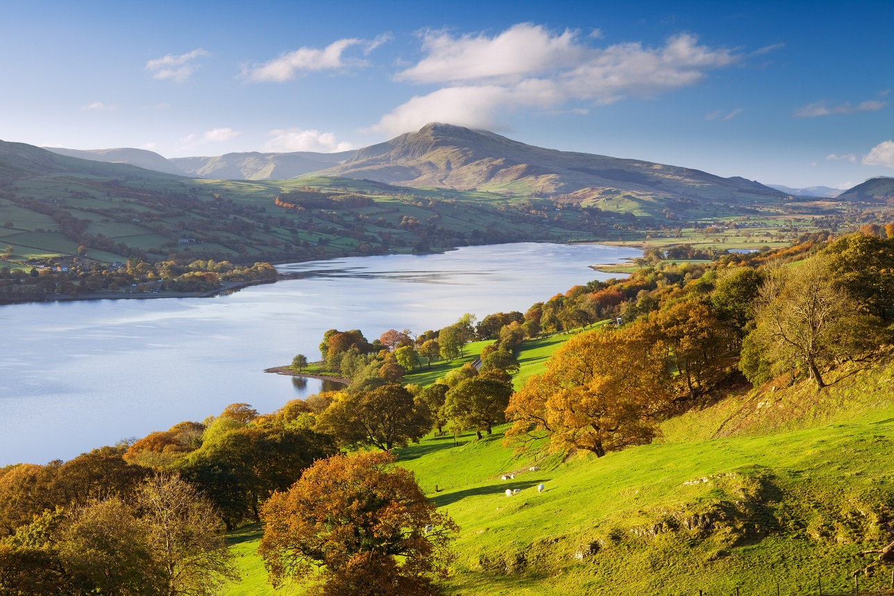 Zomervakantie Engeland - Snowdonia in Wales