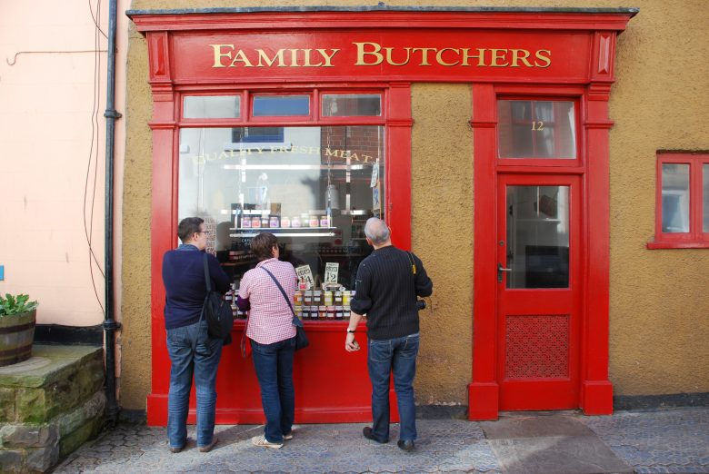 Family Butchers Staithes