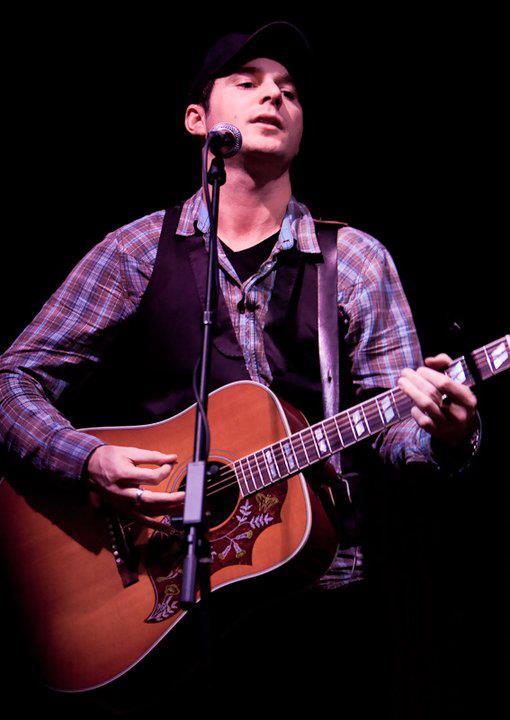 Steve Young - Troubadour bij DFDS