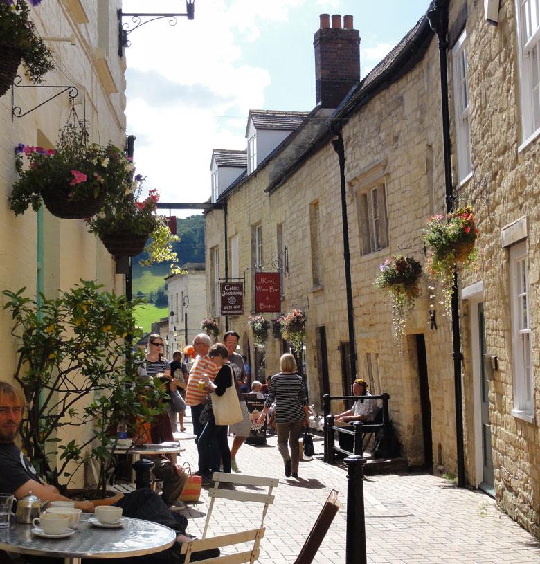Stroud - een goed bewaard geheim in de Cotswolds