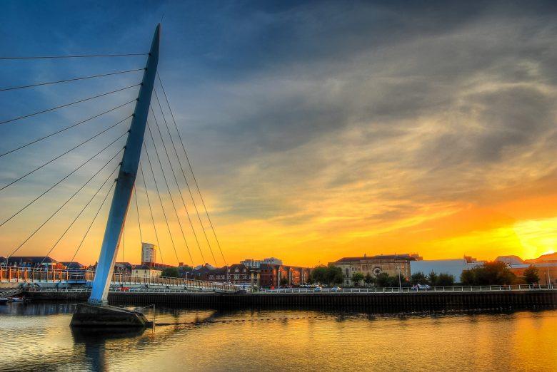 Swansea - een van de leukste steden in Wales