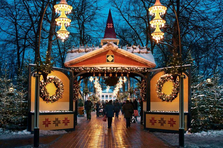 Tivoli Kerst