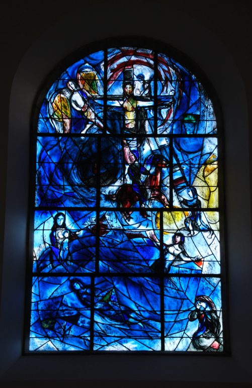 Tudeley - Glas in Lood - Marc Chagall