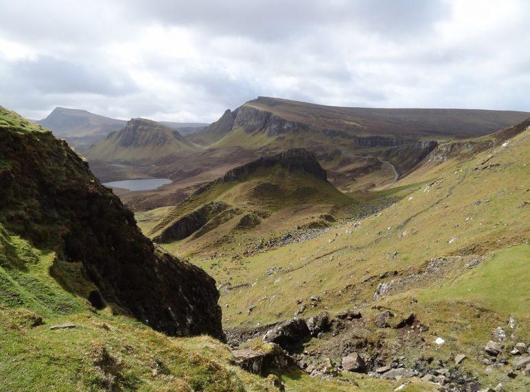 Wandelen Skye - Quiraing