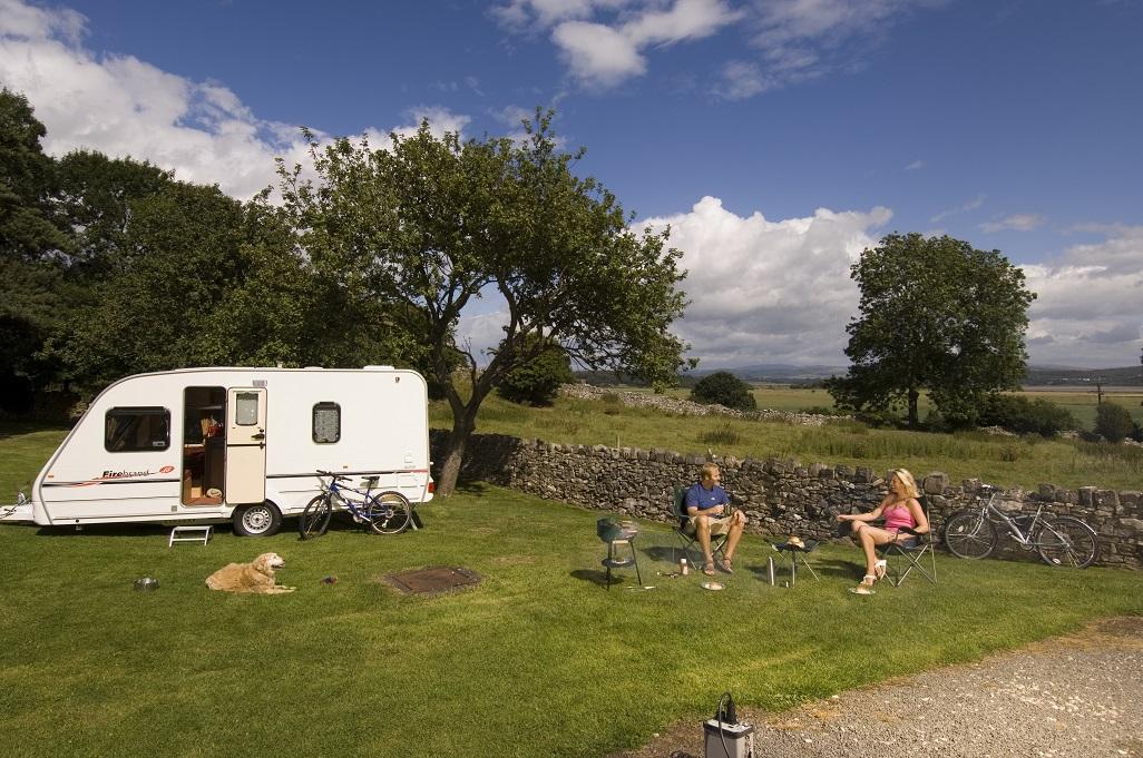 Relaxte vakantie in Engeland of Schotland - met je eigen camper of caravan