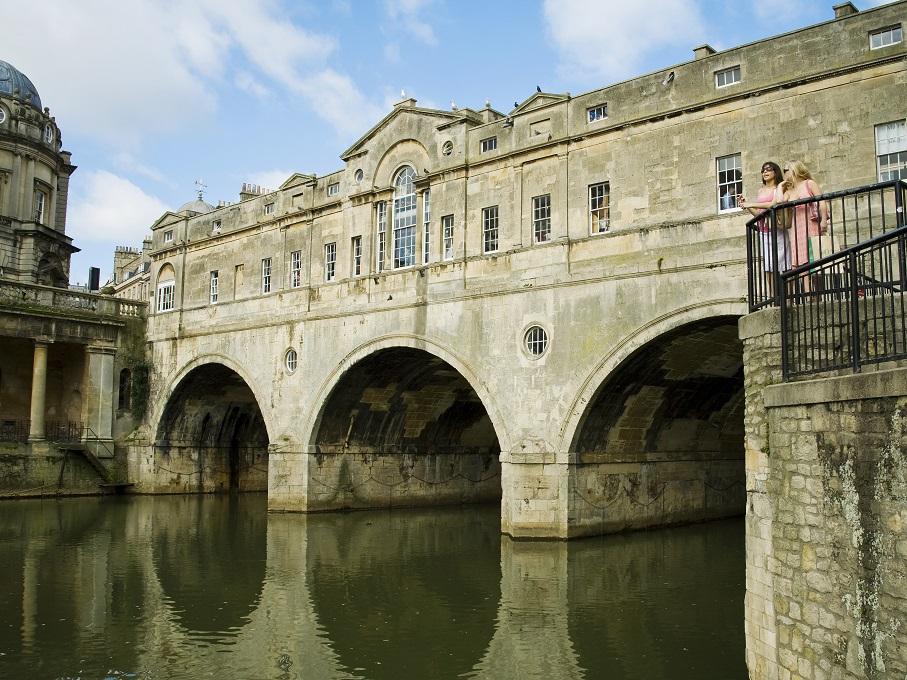 Pulteney Bridge - Bath