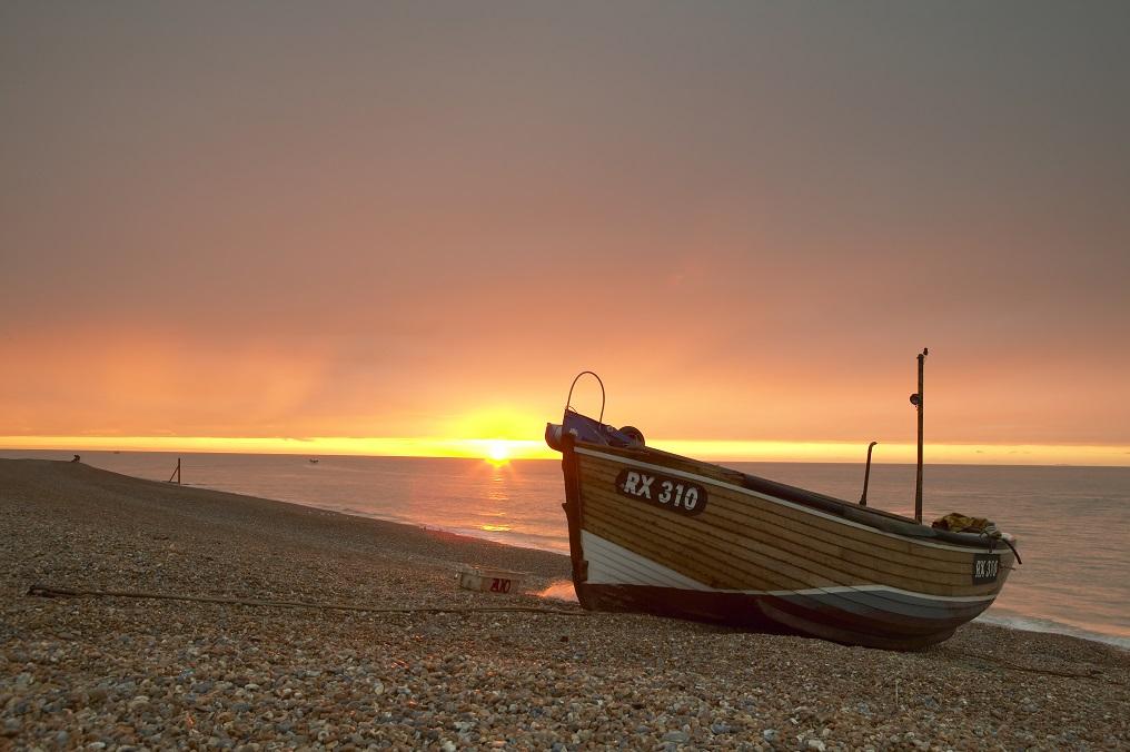 Hastings aan zee