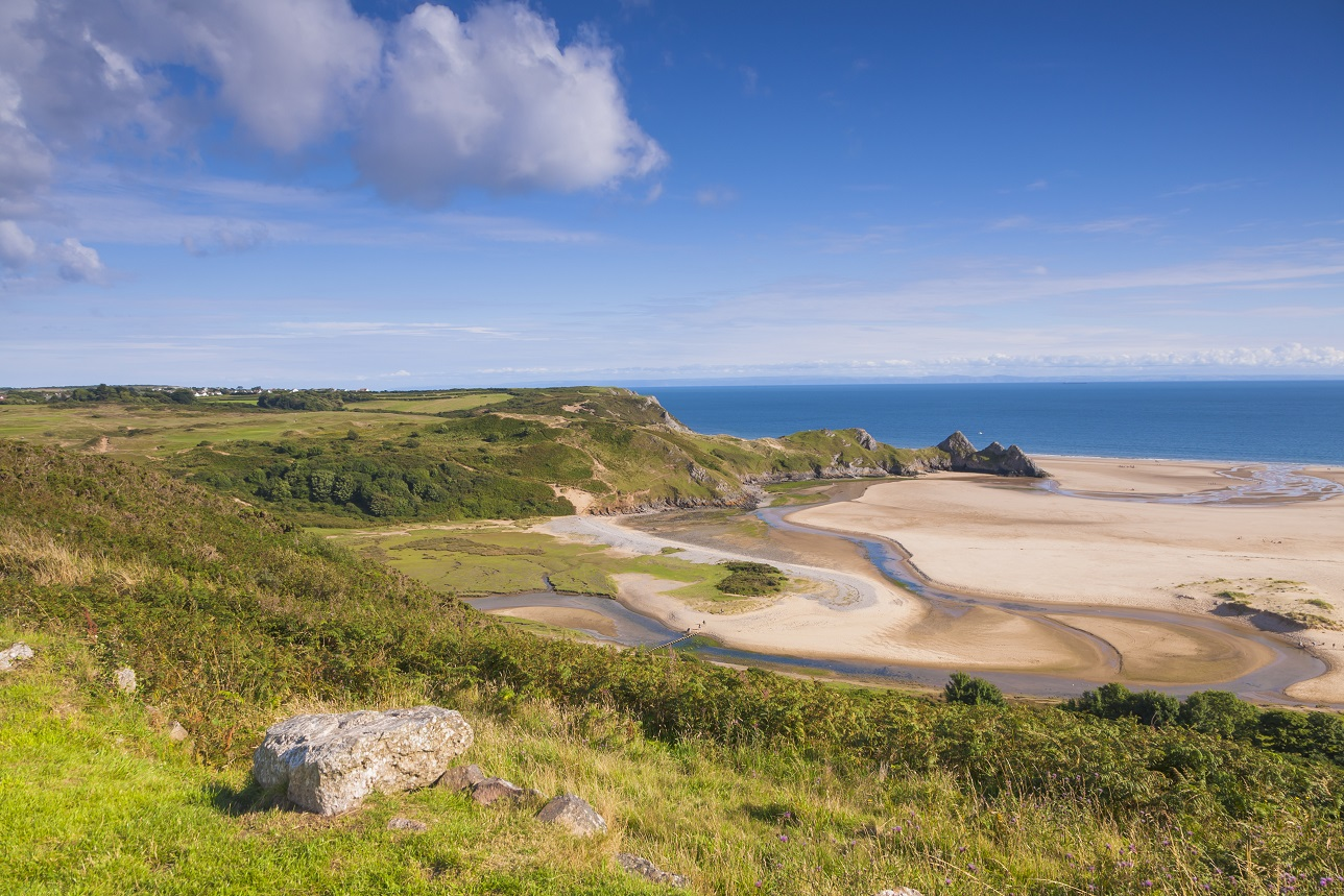 The Gower Peninsula - Wales