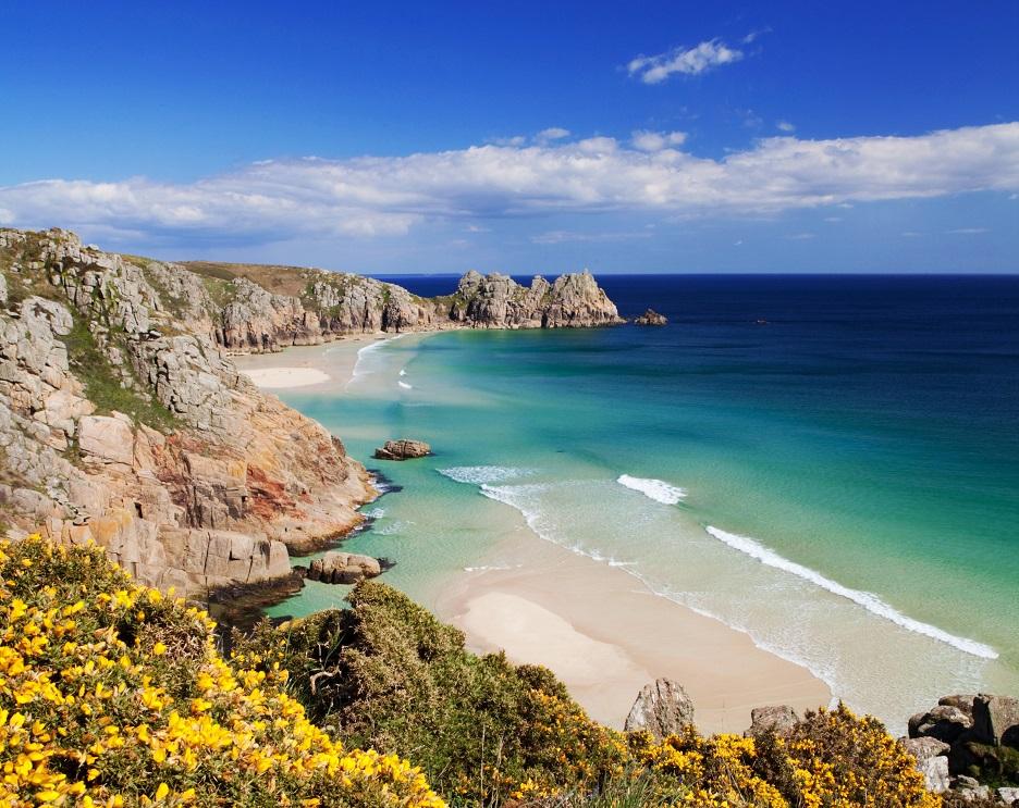 Vakantie in Cornwall - een tropisch stukje Engeland (Foto: VisitEngland)