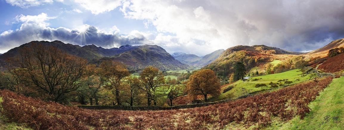 Lake District - Fotocredits: VisitEngland/Alex Hare