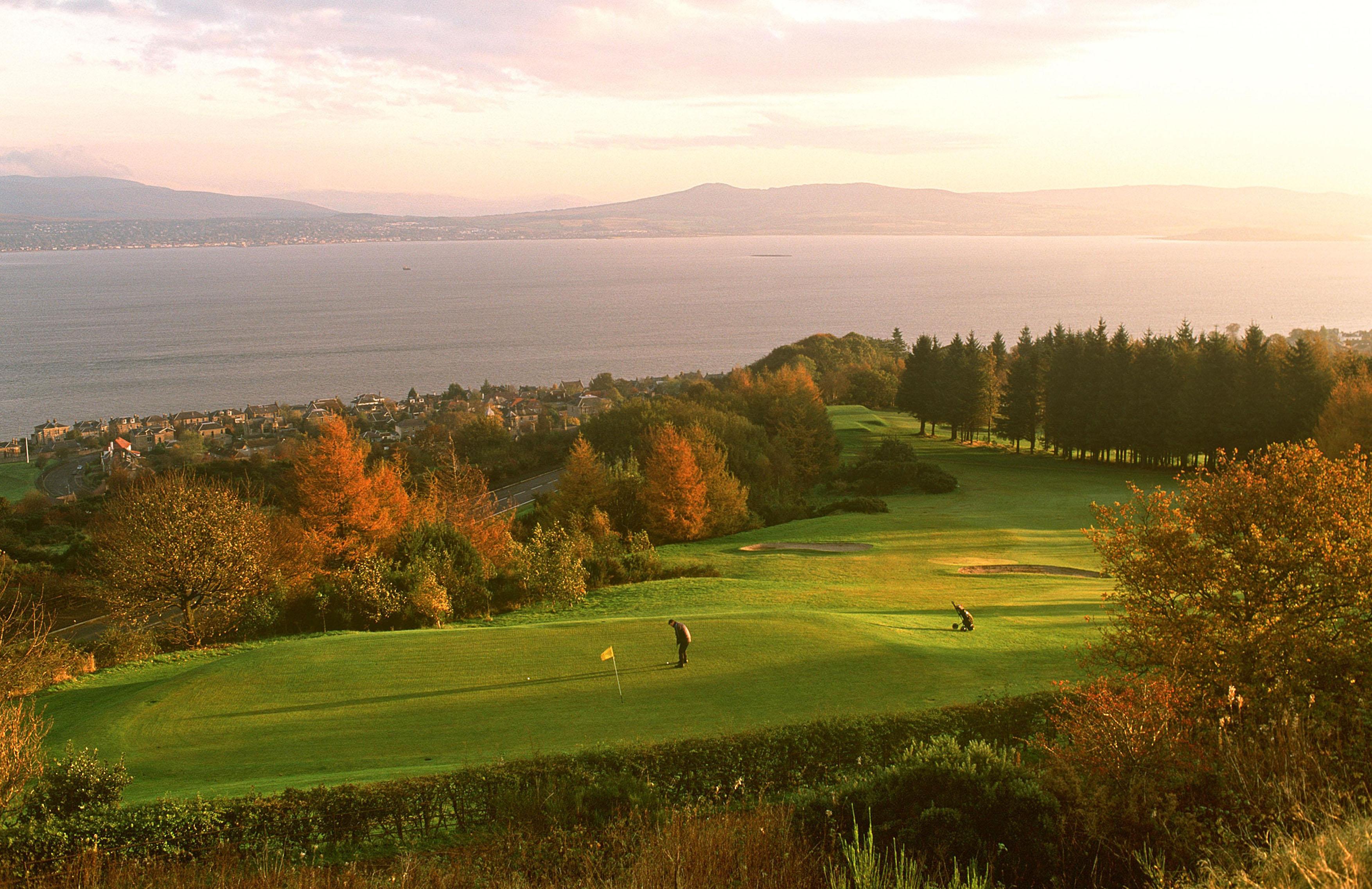 Golfvakantie Schotland