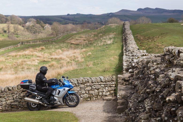 De Muur van Hadrianus: een prachtige tocht met de motorfiets!
