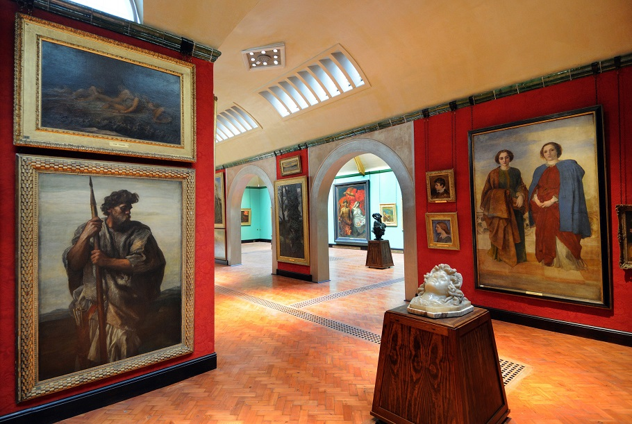 Watts Gallery - Compton