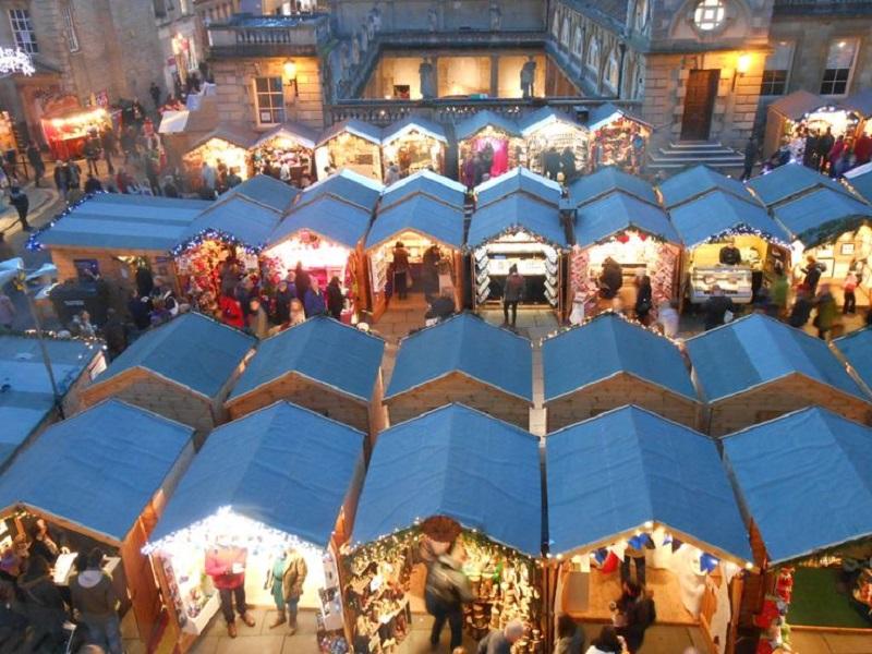 Kerstmarkt Bath