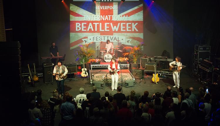 beatles week