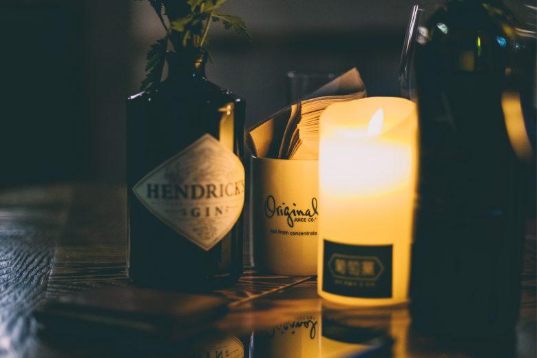 Hendricks Gin - ©Bundo Kim