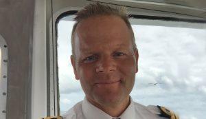 Kapitein Jesper Bern