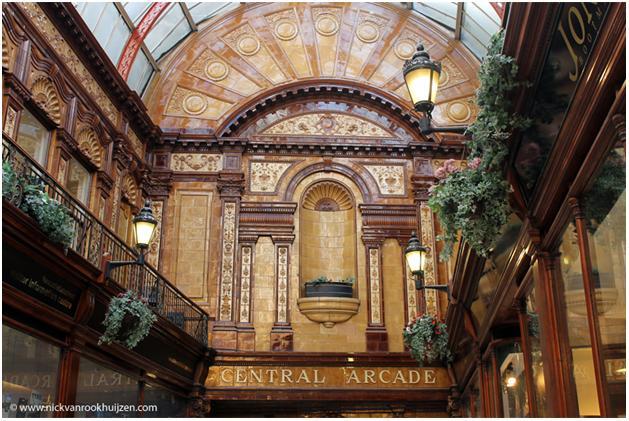 Newcastle - Central Arcade