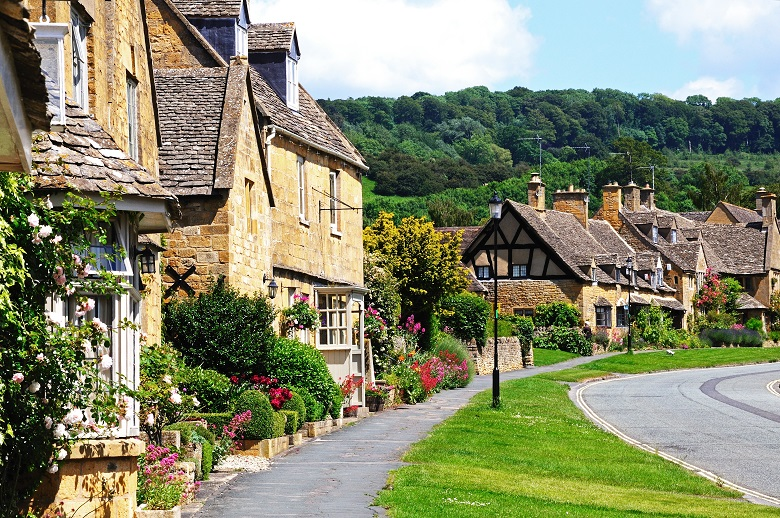 Bezienswaardigheden in The Cotswolds
