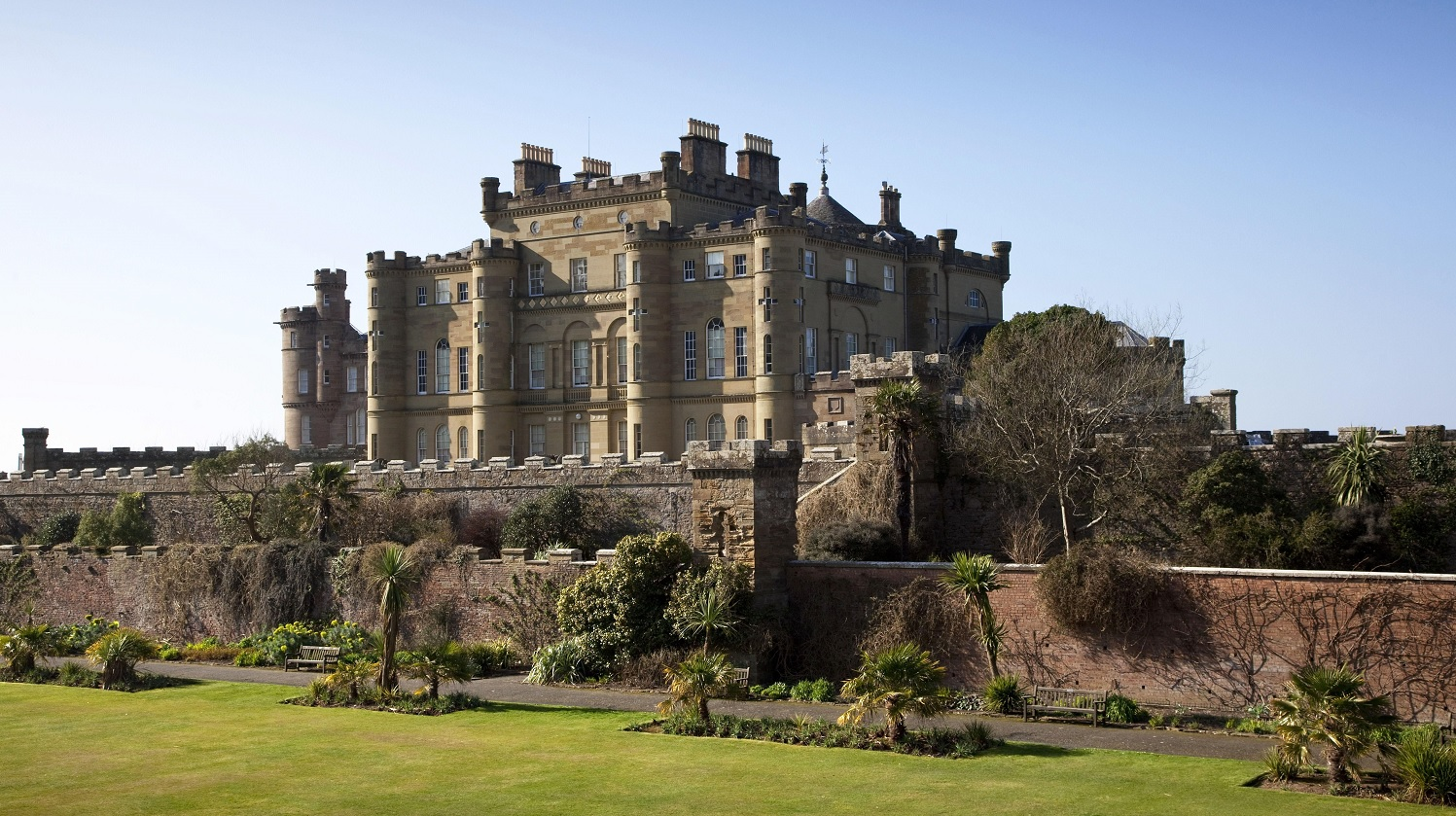 Kastelen in Schotland - Culzean Castle