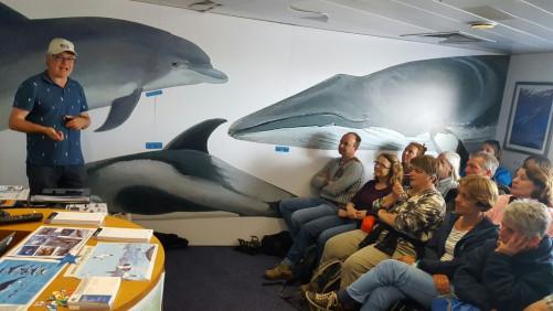 ORCA centrum aan boord van KING Seaways