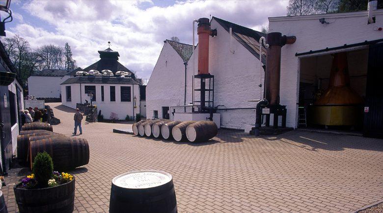 Speyside Whisky Regio