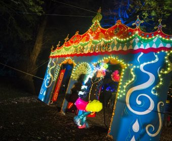 Enchanted Parks - Kerst in Newcastle