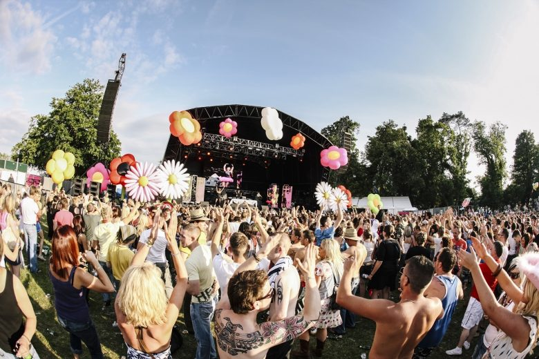 Festivals Newcastle in de zomer van 2016
