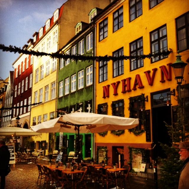 Nyhaven, een must-see tijdens een lang weekend Kopenhagen