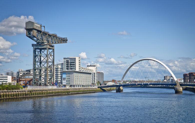 Glasgow - bruisende stad voor bezienswaardigheden