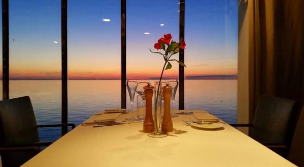Dineren aan boord - foto van @mich_ler