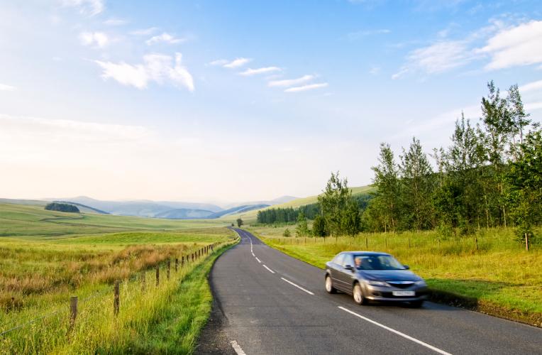 De mooiste autoroutes van Schotland
