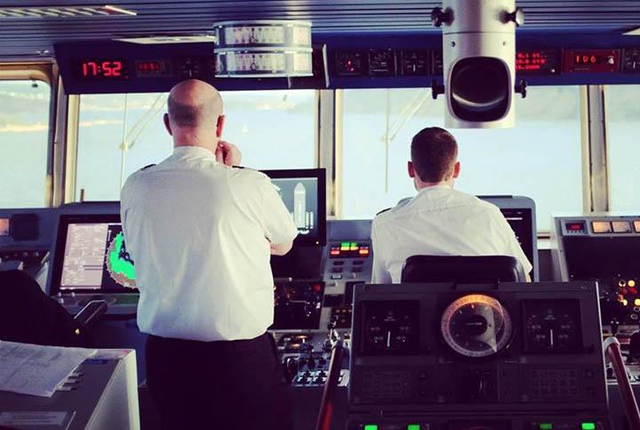 Vragen aan de kapitein van PRINCESS Seaways