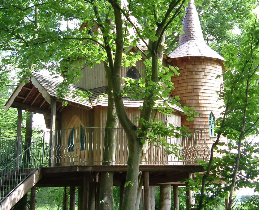 Fernie Castle Treehouse Suite