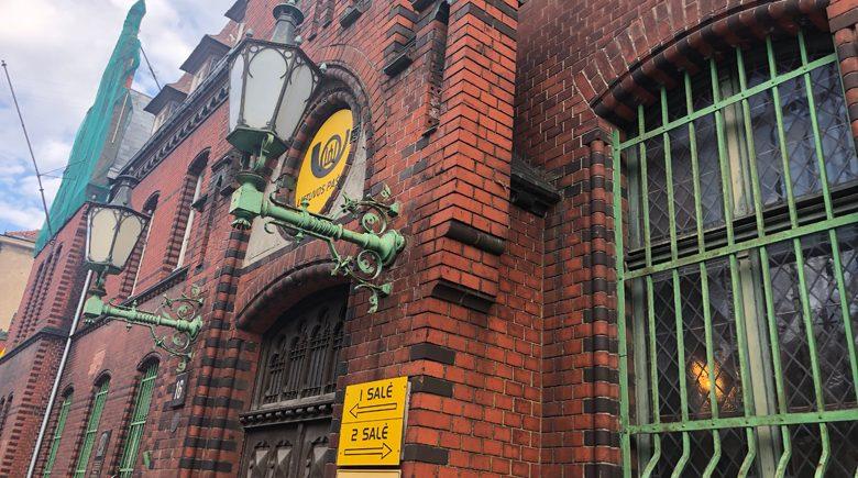 Postkantoor Klaipeda