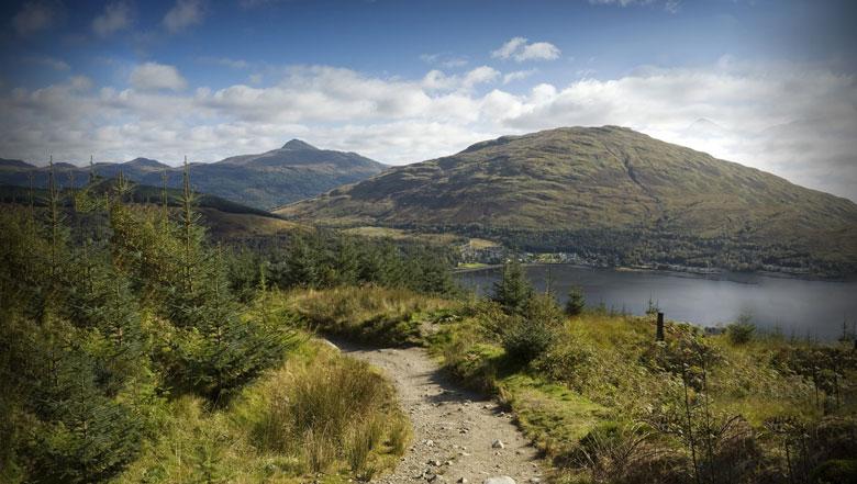 Wandelen - Loch Lomond