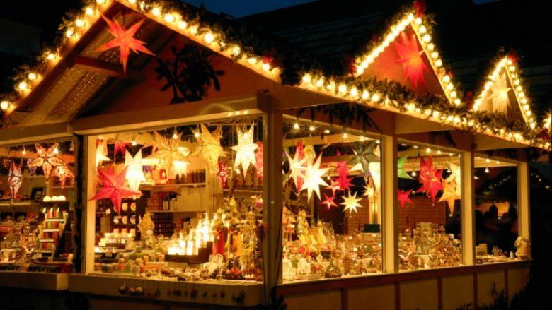 Een van de mooiste kerstmarkten in Engeland - Londen