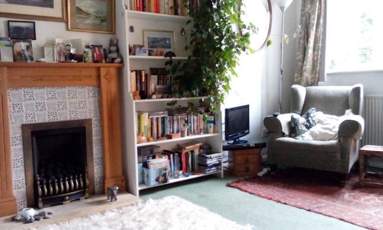 'mijn' woonkamer in Stroud