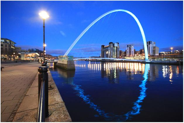 Newcastle - Millennium Bridge