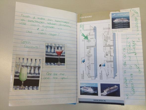 Dagboek over mijn MiniCruise naar Newcastle