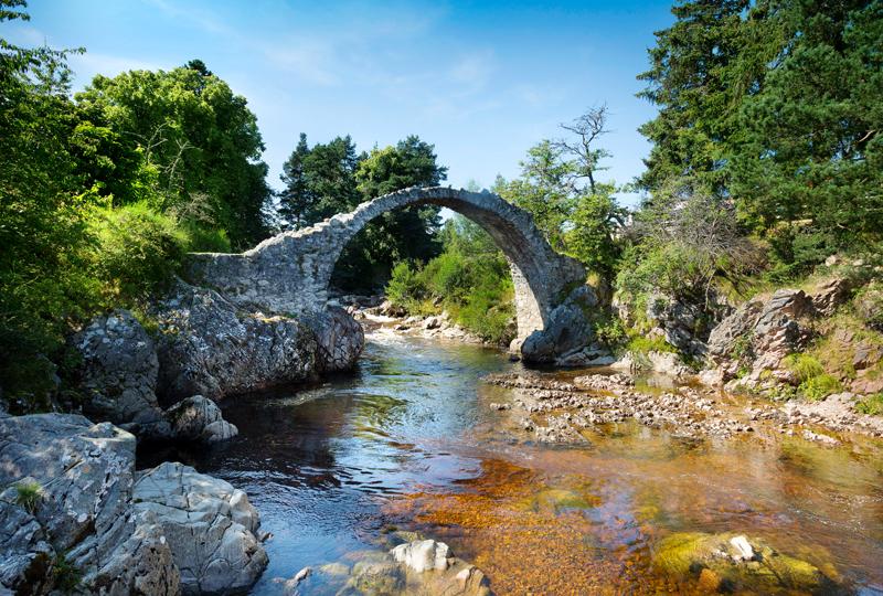 Indrukwekkend Schotland