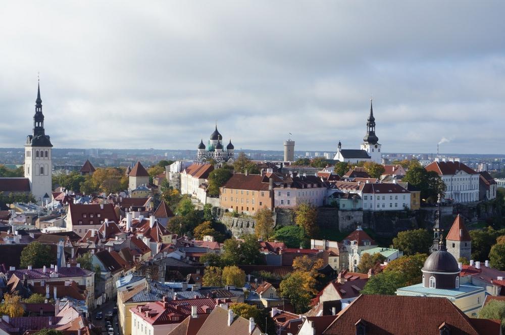 Tallinn - wat een prachtige stad!