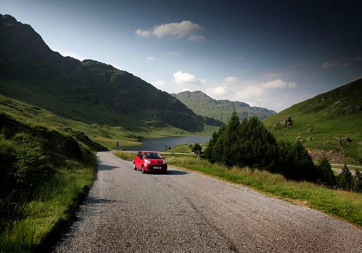 Rondtoeren door Schotland - de perfecte zomervakantie