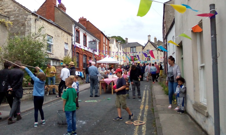 The Middle Street Party