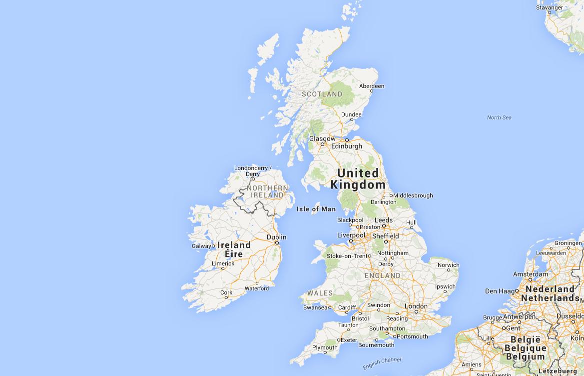 verschil groot brittannie en verenigd koninkrijk