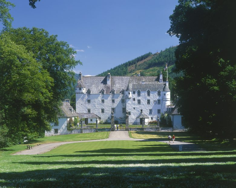 Traquair House - Peebles