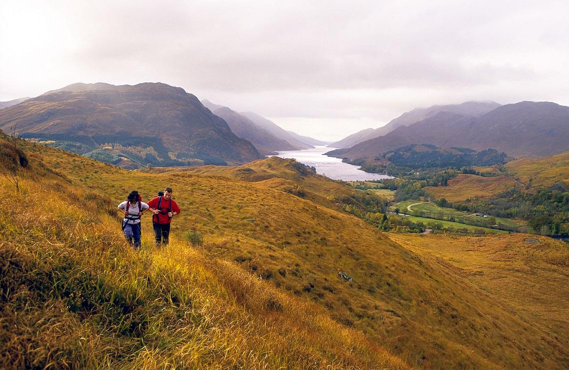 Loch Shiel - Glenfinnan